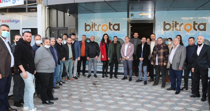 Bitrota ile dijital dünyayı ayağınıza getirdik!