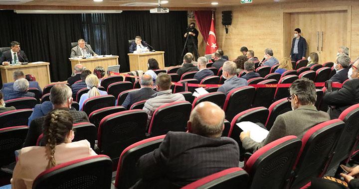 Uğur Mumcu Kültür ve Sanat Merkezi'nde ilk toplantı yapıldı