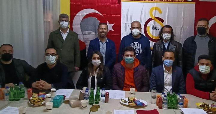 Galatasaray Taraftarlar Derneğinde Uğur Leylek dönemi