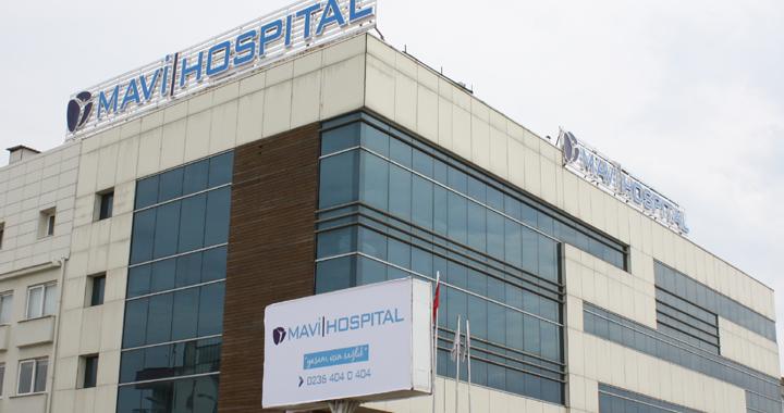 """""""Mavi Hospital"""" yenilenen yüzüyle hizmetinizde"""