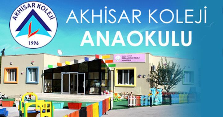 Akhisar Koleji anaokulu yaz okulu başlıyor