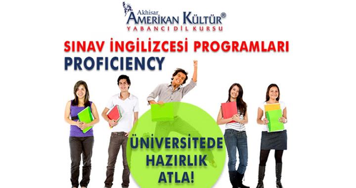 Amerikan Kültür farkı ile Proficiency Kursu