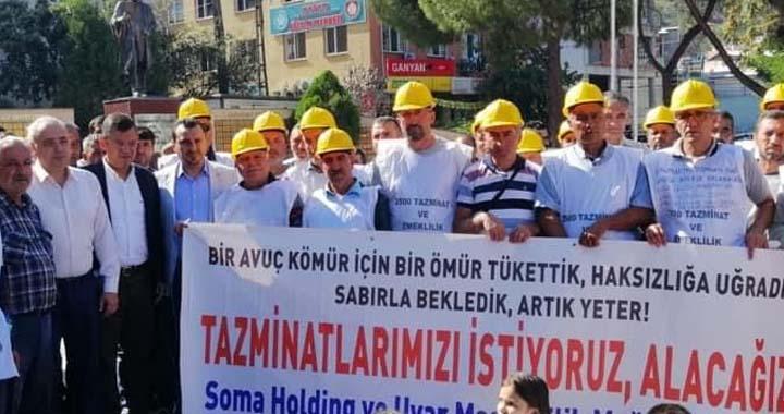 Bakırlıoğlu: Somalı madenciler hak mücadelesine iki şehit verdi