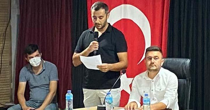 Yeşil Siyah Taraftarlar Derneğinde yeni başkan Murat Çetin oldu