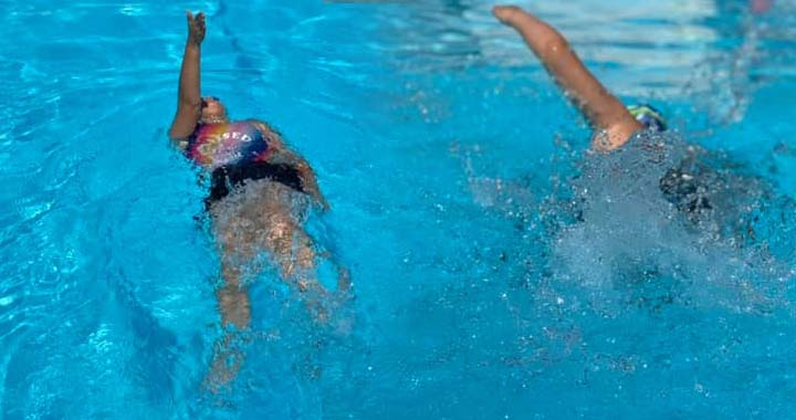 Ege Yüzme Akademi'de ilk tur başarıyla tamamlandı