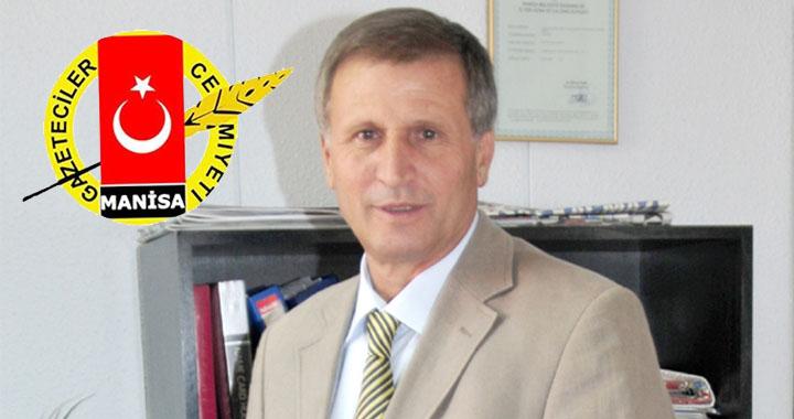 Manisa Gazeteciler Cemiyeti başkanı Ali Filizkan: 24 Temmuzu bu yılda buruk kutluyoruz