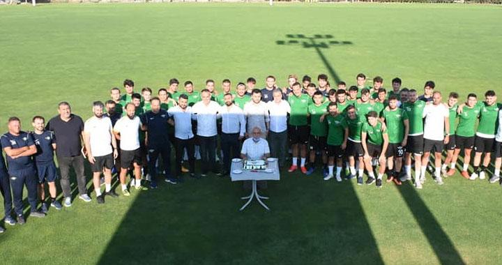 Akhisarspor yeni sezonu açtı