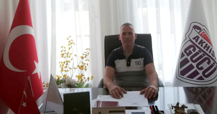 Akhisargücü Spor Kulübünden kuruluş yıldönümü ile ilgili basın açıklaması