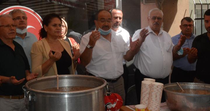 MHP Akhisar İlçe Teşkilatından geleneksel aşure etkinliği