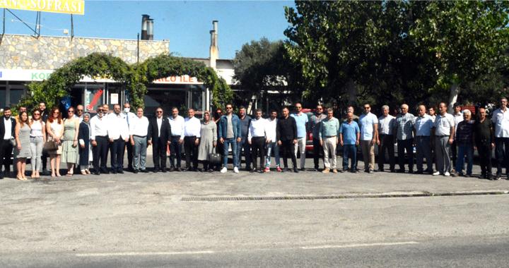 DEVA Partisi İstişare toplantısını Akhisar'da yaptı
