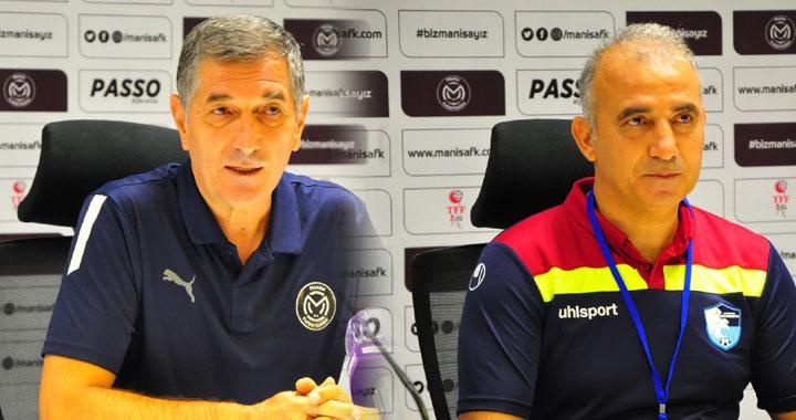 Manisa FK, Erzurumspor maçı ardından
