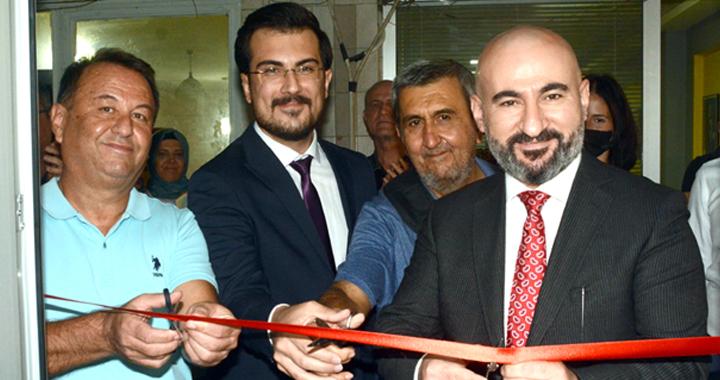 Recep Arabacı Hukuk Bürosu açılışı yapıldı