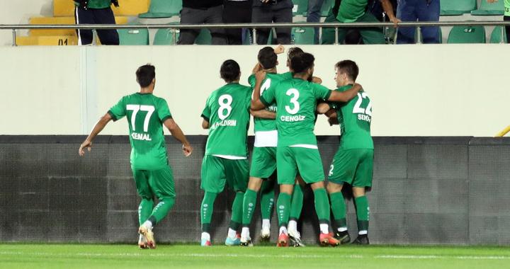 Ne Akhisar ne Erzincan! 1-1