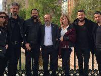 Akhisarlı Kuaförler Ukrayna'ya Gidiyor