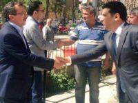 Milletvekili Aydemir Kula'da; Milletimizin Huzuru ve Refahı İçin Çalışıyoruz
