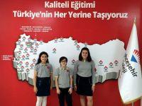 Bahçeşehir Koleji Akhisar Başarıya Doymuyor