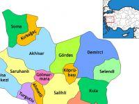 Doğum Yerine Göre Manisa'nın Ülke Sıralaması