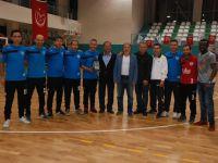 Mesir Turnuvasında Alkışlar Akhisargücü'ne