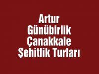 Artur Günübirlik Çanakkale Şehitlik Turları