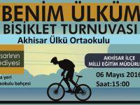 Akhisar Ülkü Ortaokulu'ndan Bisiklet Turu