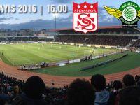 Sivasspor, Akhisarspor Maçının Biletleri Satışta