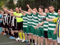 İlçe Adliyeler Arası 4.cü Halı Saha Futbol Turnuvası İkinci Hafta