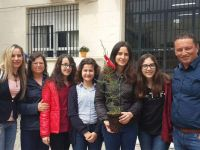 Fen Lisesi İspanya'dan Döndü