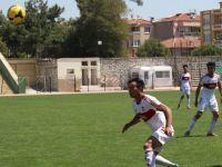 Akhisarspor ve Sivasspor'un Altyapı Takımları Yenişemedi