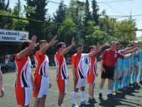 Kirazoğlu, Halı Saha Futbol Turnuvasında Beşinci Hafta