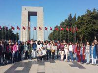 75. Yıl Ortaokulu'ndan Ecdada Vefa Ziyareti