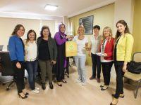 Melda Onur'dan Kadın Girişimcilere Ziyaret