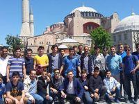 Özel Yüksel Anadolu Lisesi'nden Kültür ve Tarih Gezisi