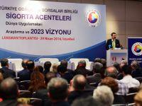 Sigorta Acenteleri İstanbul Grand Hyatt Hotel'de Toplandı
