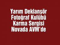 Yarım Deklanşör Fotoğrafçılık Kulübü Karma Resim Sergisi
