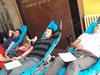 Şeyh İsa Anadolu Lisesi Kızılay'a 43 Ünite Kan Bağışladı