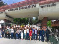 Özel Merkez Lisesi Öğrencileri Eskişehir ve Bursa'da ki Üniversiteleri Gezdi
