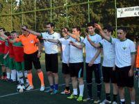 İlçe Adliyeler Arası 4. Halı Saha Futbol Turnuvası Üçüncü Hafta