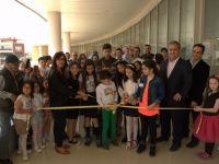 Akhisar Belediyesi, Çocuk Resim Atölyesi Sergisi Açıldı