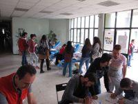 CBÜ Akhisar Yerleşkesinde Kan Bağışı Kampanyası