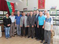 Kaymakam Peker'den ASAD Ziyareti