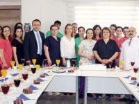 Özel Akhisar Hastanesi Hemşireler Gününü Kutladı