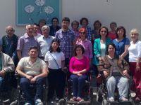 CHP Akhisar İlçe Teşkilatından Engellilere Ziyaret