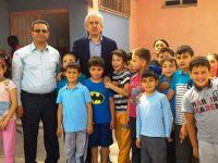 Akhisar Belediye Başkanı Salih Hızlı, Müzik Sınıfını Açtı