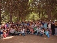 İkinci Kuruluş Yıldönümlerini Gölet'te Piknik Yaparak Kutladılar