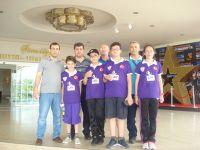 ATD Akhisargücü Satranç Kulübü Antalya'dan Döndü