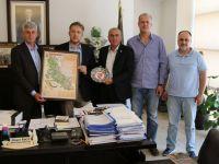 İzmir Bosna Sancak Derneği'nden Akhisar Belediyesi'ne Teşekkür