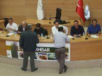 Akhisar Belediyesinde Çalışacak 6 Aylık Geçici İşçi Mülakatı Yapıldı