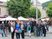 Ülkü Ortaokulu Balkanlarda