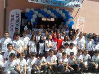 Atatürk Ortaokulu Bilime İz Bıraktı