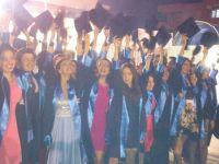 Özel Merkez Lisesi'nde Görkemli Mezuniyet Töreni